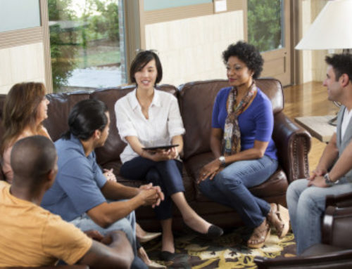 Support Group: Depression, Anxiety, and Life Transitions